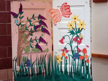 Flowerdoor